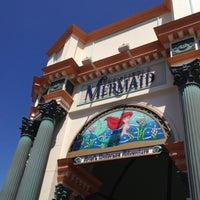 Photo taken at The Little Mermaid ~ Ariel's Undersea Adventure by Tara S. on 6/20/2012