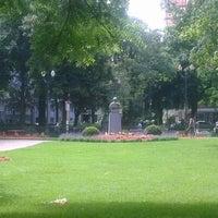 Photo prise au Square de Meeûs par Johan H. le7/5/2012