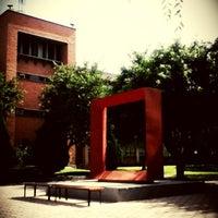 Photo taken at Universidad Iberoamericana by Denisse R. on 9/1/2012