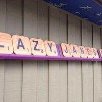 Photo taken at Lazy Jane's Cafe and Bakery by Jon L. on 9/2/2012