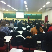 Photo taken at Gran Cursos by Hugo K. on 3/21/2012
