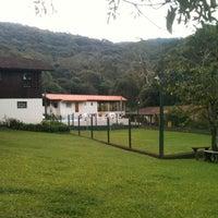 Photo taken at Abaeté Pousada by Paula A. on 7/21/2012