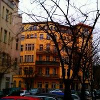 Photo taken at Café Bohne by Thilo W. on 1/17/2012