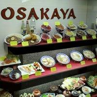 Photo taken at Osakaya by Ron H. on 11/27/2011