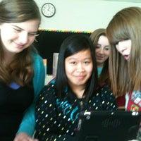 Photo taken at IV Macklin School by Kendra B. on 9/19/2011