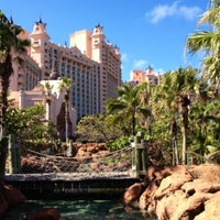 Photo taken at Atlantis Paradise Island by Dary G. on 4/29/2012