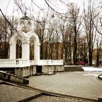 Photo taken at Dzerkalnyi strumin by Naturesquare on 12/13/2011