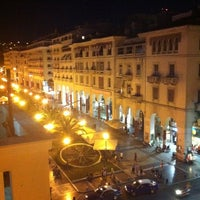 Photo taken at Aristotelous Square by *Zika* on 7/13/2012