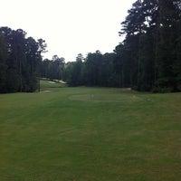 Photo taken at Dancing Rabbit Golf Club by Mark Lashley on 9/9/2012