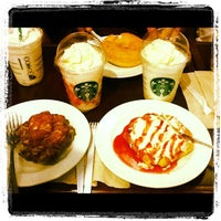 Photo taken at Starbucks Coffee by Rhonbrian H. on 2/20/2012
