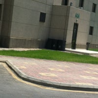 Photo taken at Dorms, KFUPM Building 845 by Ibrahim on 9/6/2012