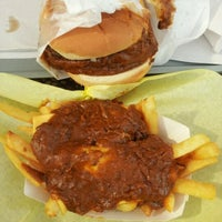 Photo taken at Original Tommy's Hamburgers by Mike M. on 3/17/2012