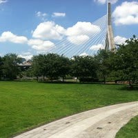 Photo taken at Paul Revere Park by Mike P. on 7/6/2012
