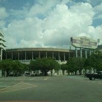 Photo taken at Tiger Stadium by Jim B. on 4/29/2012