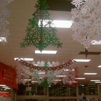 Photo taken at Target by Spam on 12/19/2011