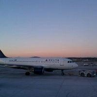 Photo taken at Spokane International Airport (GEG) by Brent B. on 4/5/2011