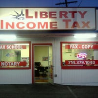 Photo taken at Liberty Income Tax by Rita on 1/5/2012