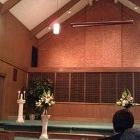 Photo taken at Shannon Hills Bible Chapel by Jonathan B. on 10/14/2011