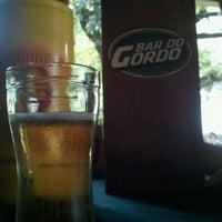 Photo taken at Bar do Gordo by Tiago H. on 9/11/2011