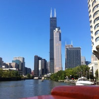 Photo prise au Chicago Architecture Foundation River Cruise par Paul R. le9/3/2012