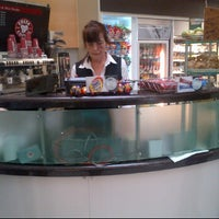 Photo taken at Costa Coffee by Sourideth on 1/11/2012