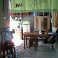 Photo taken at IVAA Pantry by Farah W. on 7/21/2011