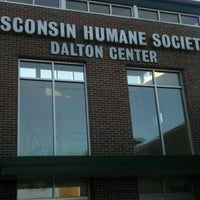 Photo taken at Wisconsin Humane Society by Kymme G. on 10/29/2011