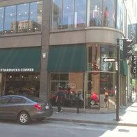 Photo taken at Starbucks by Sébastien G. on 6/17/2012