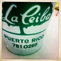 Photo taken at La Ceiba by Lisa P. on 11/21/2011