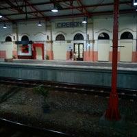 Photo taken at Stasiun Cirebon Kejaksan by Achsan S. on 3/26/2012