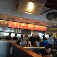 Photo taken at Chipotle Mexican Grill by Kiran K. on 6/20/2012