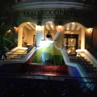 Photo taken at Hollywood Hotel ® by Allie T. on 3/9/2012