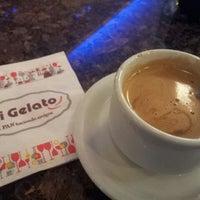 Photo taken at Mi Gelato by Nery I. on 1/5/2012