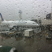 Photo taken at Gate 67B by Lucretia on 11/6/2011