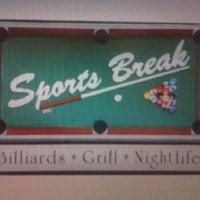Photo taken at Sports Break by Amie S. on 6/8/2011