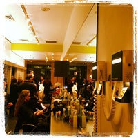Photo taken at Aveda West Broadway Experience Center by Zolty on 12/7/2011