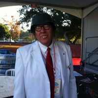 Photo taken at Rosemont Pavilion - Pasadena Tournament Of Roses Association® by Simple F. on 12/30/2011