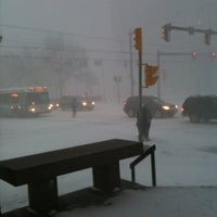 Photo taken at NFTA Metro Rail Church Street Station by Gregg P. on 1/19/2012
