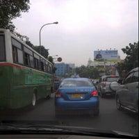 Photo taken at Jalan Warung Buncit by Adi P. on 10/5/2011