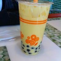 Photo taken at Green Lotus Asian Cuisine by Krista M. on 4/6/2011