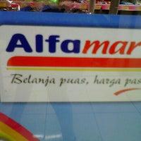 Photo taken at Alfamart Nagrek KM. 23 by R Indah Setio A. on 12/13/2011