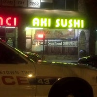 Photo taken at Aki Sushi by Laurie W. on 11/20/2011