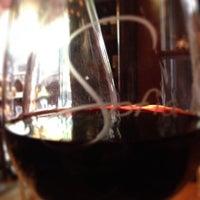 Photo taken at Sofia Wine Bar by Tammy P. on 4/25/2012
