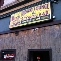 Photo taken at Hump's Midway Lounge by Jason T. on 3/16/2012