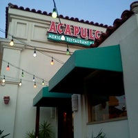 Photo taken at Acapulco Mexican Restaurant by Marcelle on 9/19/2011