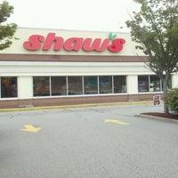 Photo taken at Shaw's Riverside by Linda F. on 9/9/2012