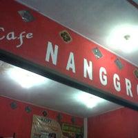 Photo taken at Cafe NANGGROE by Fuad A. on 11/14/2011