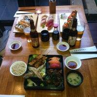 Снимок сделан в Yamamori Sushi пользователем Simone T. 3/24/2011