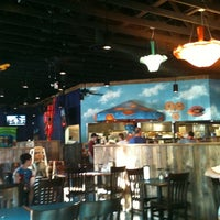 Photo taken at Mellow Mushroom by Teresa H. on 5/26/2012