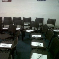 Photo taken at Microcom Arg.- Suc. Buenos Aires by Enrique E. on 5/10/2012